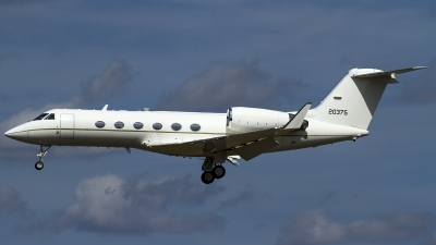 Photo ID 163487 by Thomas Ziegler - Aviation-Media. USA Air Force Gulfstream Aerospace C 20H Gulfstream IV, 92 0375