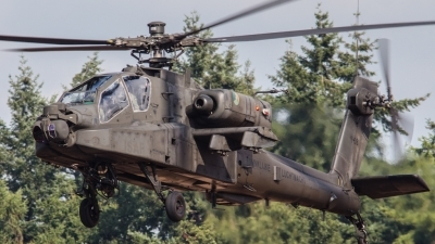 Photo ID 163488 by Luca Neggers. Netherlands Air Force Boeing AH 64DN Apache Longbow, Q 08