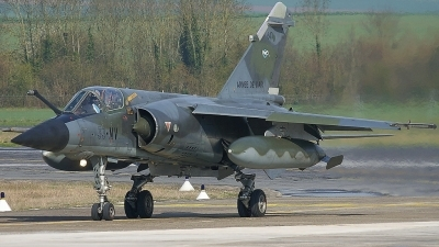 Photo ID 20199 by E de Wissel. France Air Force Dassault Mirage F1CR, 640