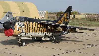 Photo ID 163520 by Stamatis Alipasalis. Greece Air Force LTV Aerospace A 7E Corsair II, 158825