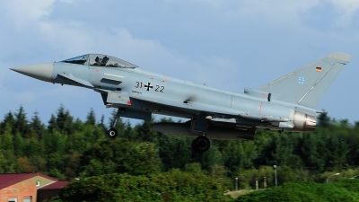 Photo ID 163537 by Sascha. Germany Air Force Eurofighter EF 2000 Typhoon S, 31 22