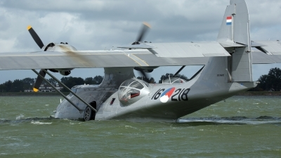 Photo ID 163619 by Roel Kusters. Private Royal Netherlands Air Force Historical Flight Consolidated PBY 5A Catalina, PH PBY