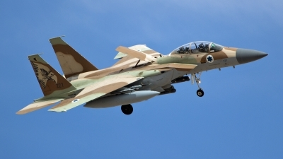 Photo ID 163660 by Isch Eduard. Israel Air Force McDonnell Douglas F 15I Ra 039 am, 227