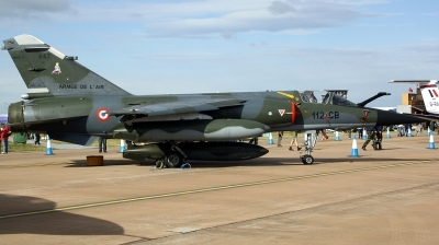 Photo ID 163704 by Arie van Groen. France Air Force Dassault Mirage F1CR, 647