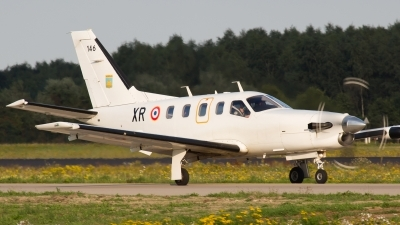 Photo ID 163751 by Roel Kusters. France Air Force Socata TBM 700A, 146