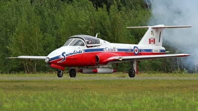 Photo ID 163748 by Johannes Berger. Canada Air Force Canadair CT 114 Tutor CL 41A, 114013