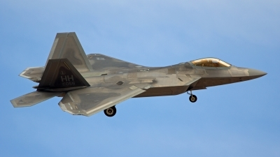 Photo ID 163797 by Isch Eduard. USA Air Force Lockheed Martin F 22A Raptor, 03 4056