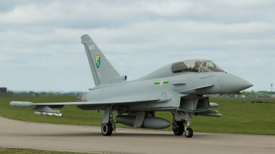 Photo ID 2126 by David Skeggs. UK Air Force Eurofighter EF 2000 Typhoon T1, ZJ814