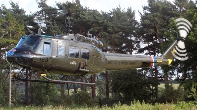 Photo ID 163842 by Ruben Galindo. Private UK Huey Team Bell UH 1H Iroquois 205, G UHIH