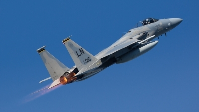 Photo ID 163860 by Steve Cooke - SRAviation. USA Air Force McDonnell Douglas F 15C Eagle, 84 0015