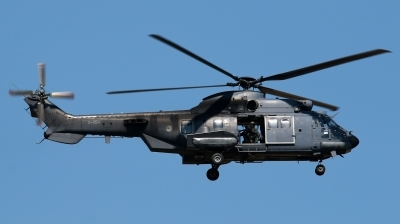 Photo ID 163927 by Giampaolo Tonello. Netherlands Air Force Aerospatiale AS 532U2 Cougar MkII, S 454