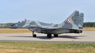 Photo ID 163961 by Lieuwe Hofstra. Poland Air Force Mikoyan Gurevich MiG 29GT 9 51, 4110