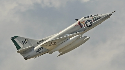 Photo ID 164148 by David F. Brown. Private Warbirds Heritage Foundation Douglas A 4C Skyhawk, N49WH