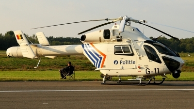 Photo ID 164091 by Maurice Kockro. Belgium Police MD Helicopters MD 902 Explorer, G 11