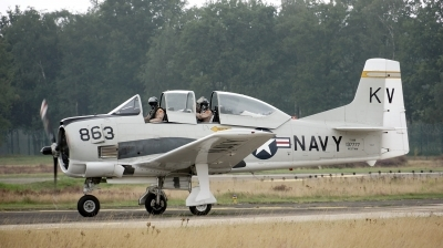 Photo ID 164141 by Alex Staruszkiewicz. Private Private North American T 28B Trojan, NX377WW