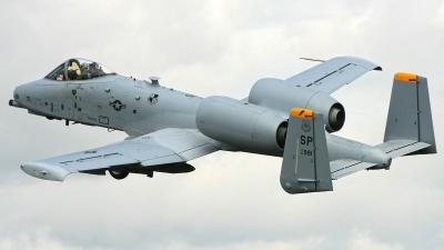 Photo ID 164086 by Ruben Galindo. USA Air Force Fairchild OA 10A Thunderbolt II, 81 0991