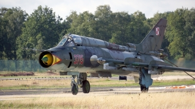 Photo ID 164149 by Alex Staruszkiewicz. Poland Air Force Sukhoi Su 22M4 Fitter K, 3715