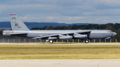 Photo ID 164169 by Andreas Zeitler - Flying-Wings. USA Air Force Boeing B 52H Stratofortress, 61 0008