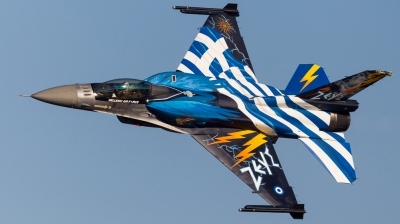 Photo ID 164171 by Andreas Zeitler - Flying-Wings. Greece Air Force General Dynamics F 16C Fighting Falcon, 523