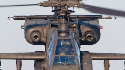 Photo ID 164194 by Jimmy van Drunen. Netherlands Air Force Boeing AH 64DN Apache Longbow, Q 30