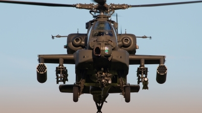 Photo ID 164192 by Jimmy van Drunen. Netherlands Air Force Boeing AH 64DN Apache Longbow, Q 04