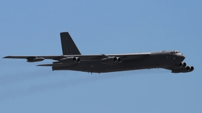 Photo ID 164712 by Johannes Berger. USA Air Force Boeing B 52H Stratofortress, 60 0011