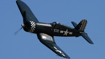 Photo ID 164301 by Johannes Berger. Private Commemorative Air Force Goodyear FG 1D Corsair, N9964Z
