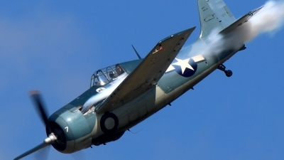 Photo ID 164318 by Joe Osciak. Private Private Grumman F4F Wildcat FM 2, N551TC