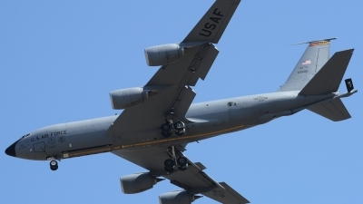 Photo ID 20315 by Jaysen F. Snow - Midwest Tail Chasers. USA Air Force Boeing KC 135R Stratotanker 717 148, 62 3505