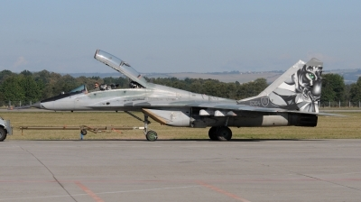 Photo ID 164445 by Florian Morasch. Slovakia Air Force Mikoyan Gurevich MiG 29UBS 9 51, 5304