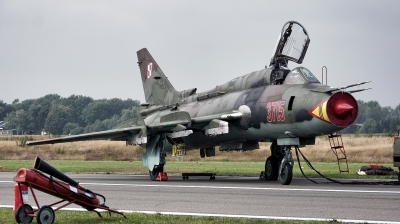 Photo ID 164455 by Alex Staruszkiewicz. Poland Air Force Sukhoi Su 22M4 Fitter K, 3715