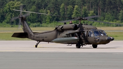 Photo ID 164458 by Günther Feniuk. USA Army Sikorsky UH 60A C Black Hawk S 70A, 87 24584
