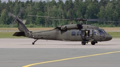Photo ID 164459 by Günther Feniuk. USA Army Sikorsky UH 60A C Black Hawk S 70A, 87 24643