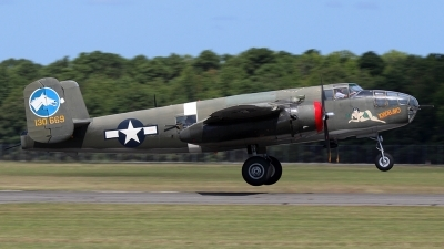 Photo ID 164509 by Joe Osciak. Private Collings Foundation North American B 25J Mitchell, NL3476G