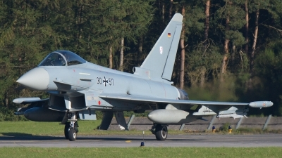 Photo ID 164529 by Rainer Mueller. Germany Air Force Eurofighter EF 2000 Typhoon S, 30 57