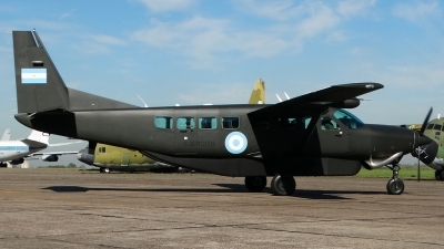 Photo ID 164560 by Martin Kubo. Argentina Army Cessna 208B Grand Caravan EX, AE 225