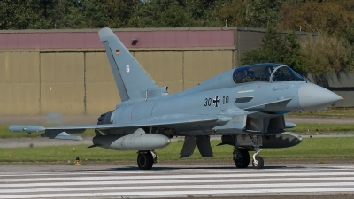 Photo ID 164609 by Rainer Mueller. Germany Air Force Eurofighter EF 2000 Typhoon T, 30 10