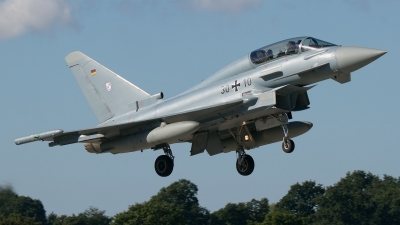 Photo ID 164608 by Rainer Mueller. Germany Air Force Eurofighter EF 2000 Typhoon T, 30 10