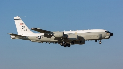 Photo ID 164641 by Doug MacDonald. USA Air Force Boeing RC 135U Combat Sent 739 445B, 64 14849
