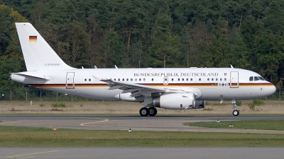 Photo ID 164773 by Günther Feniuk. Germany Air Force Airbus A319 133X CJ VC 1A, 15 01