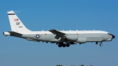 Photo ID 164755 by Ashley Wallace. USA Air Force Boeing RC 135U Combat Sent 739 445B, 64 14849