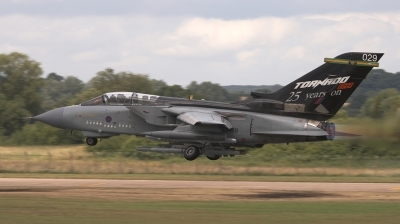 Photo ID 20331 by Graham Spicer. UK Air Force Panavia Tornado GR4, ZA469