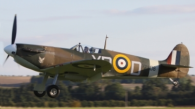 Photo ID 164822 by Chris Hauser. Private Comanche Fighters LLC Supermarine 300 Spitfire Mk1A, G AIST