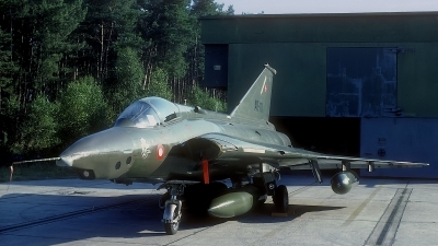 Photo ID 164854 by Rainer Mueller. Denmark Air Force Saab RF35 Draken, AR 111