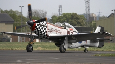 Photo ID 20352 by Graham Spicer. Private Private North American P 51D Mustang, G HAEC