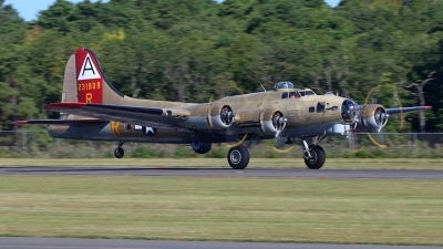 Photo ID 164902 by Joe Osciak. Private Collings Foundation Boeing B 17G Flying Fortress 299P, NL93012