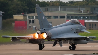 Photo ID 164892 by Mick Balter - mbaviation-images. Germany Air Force Eurofighter EF 2000 Typhoon S, 30 65