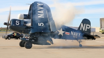 Photo ID 164964 by Radim Koblizka. Private Collings Foundation Vought F 4U 5NL Corsair, NX45NL