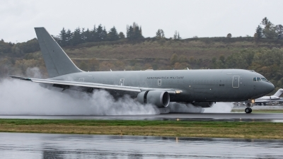 Photo ID 164976 by Josh Kaiser. Italy Air Force Boeing KC 767A 767 2EY ER, MM62226