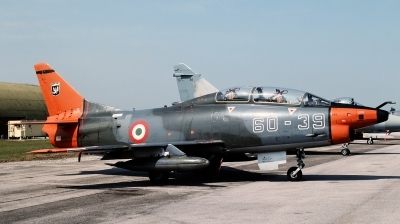 Photo ID 165038 by Giampaolo Tonello. Italy Air Force Fiat G 91T1, MM6339